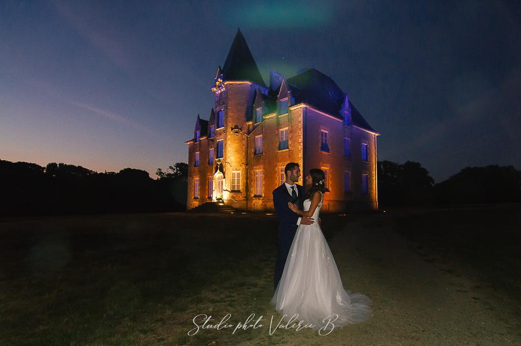 Mariage Longère de Beaupuy Studio photo Valérie B