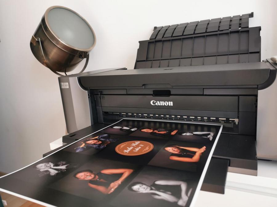 Imprimante Canon Studio photo Valérie B