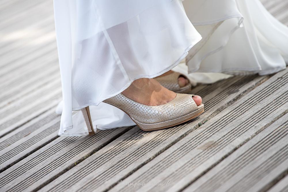 Les chaussures de la mariee studio photo valerie b