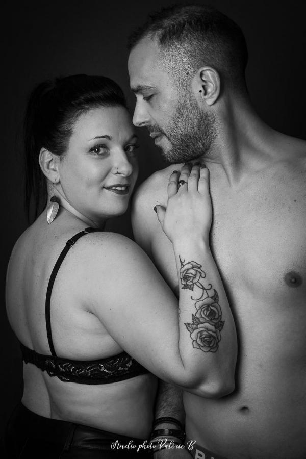 Photo couple en vendee