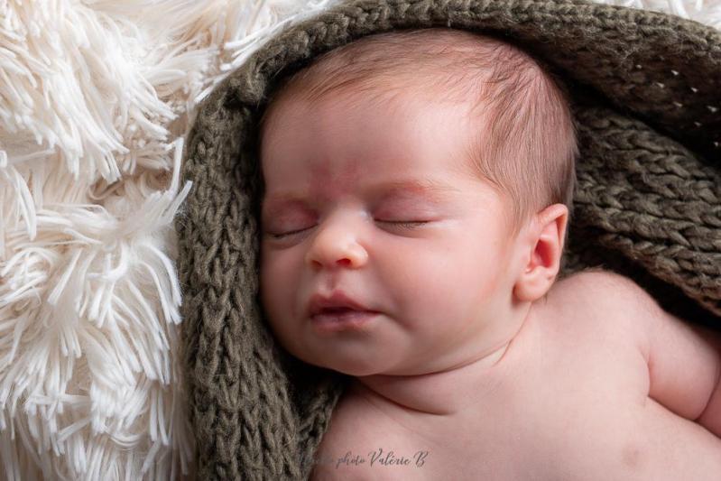 Photographe bebe challans