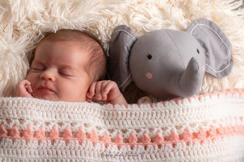 Photographe bebe saint gilles croix de vie