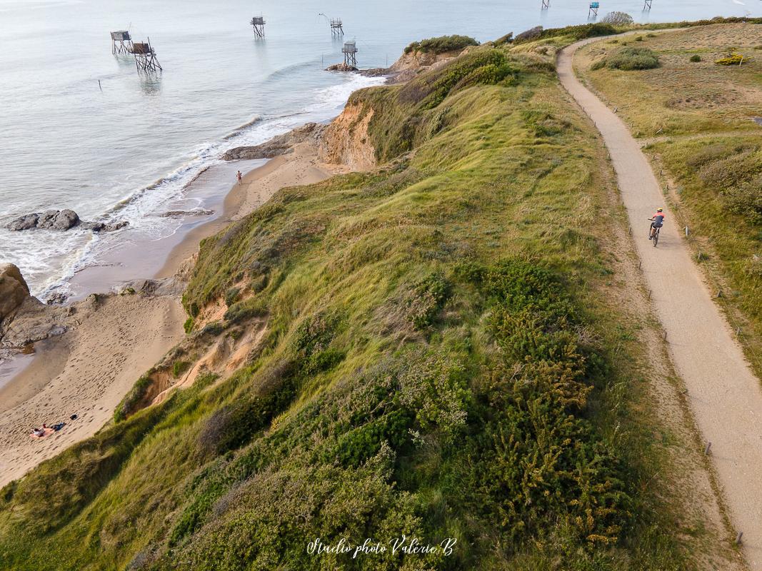Photographe drone saint gilles croix de vie