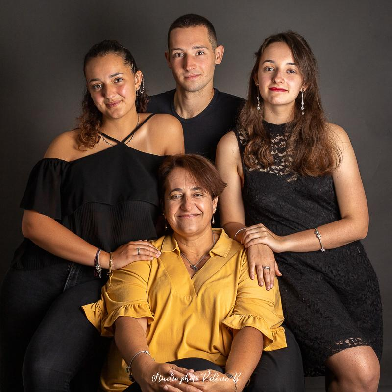 Photographe famille le fenouiller