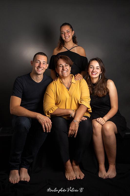 Photographe famille saint gilles croix de vie