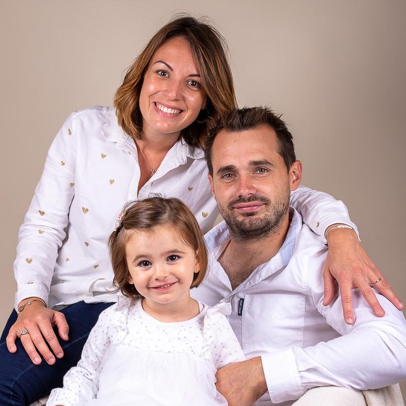 Photographe famille studio saint gilles croix de vie