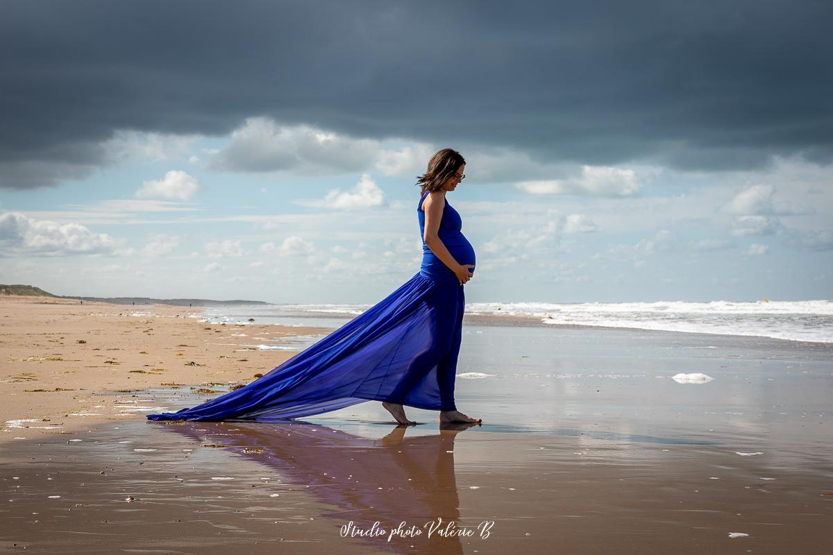 Photographe future maman les sables d olonne