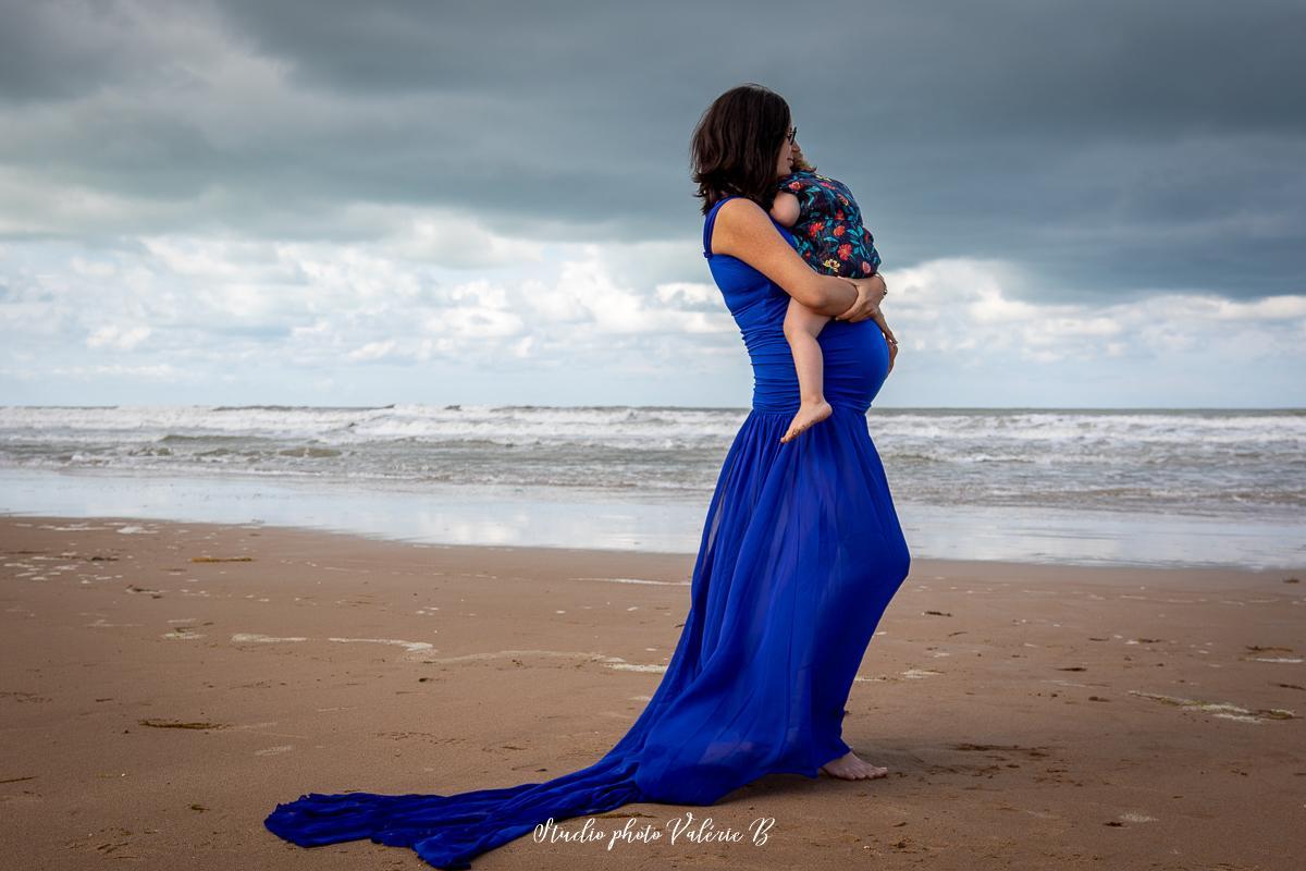 Photographe grossesse bretignolles sur mer 3