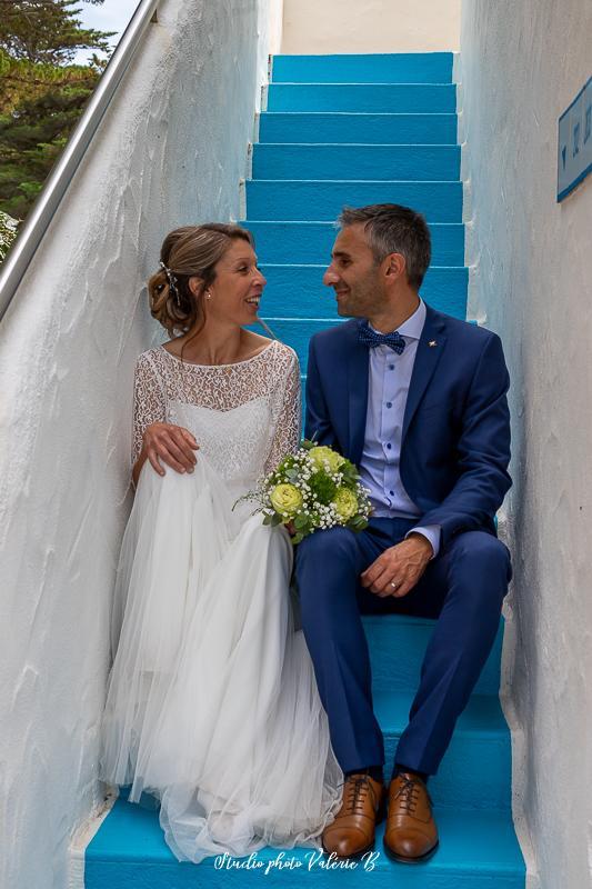 Photographe mariage a noirmoutier 1