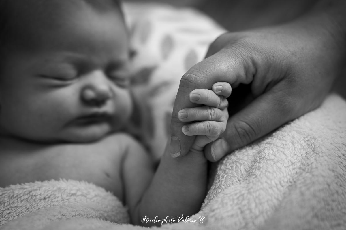 Photographe seance naissance