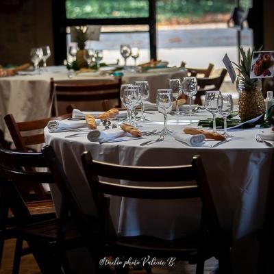 Reception mariage grange du prieure