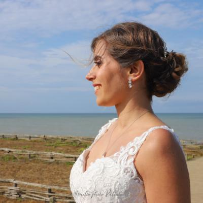 Mariage Saint Hilaire de Riez Studio photo Valérie B
