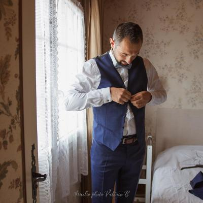 Les préparatifs des mariés Studio photo Valérie B