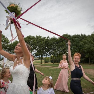 La danse des rubans Studio photo Valérie B