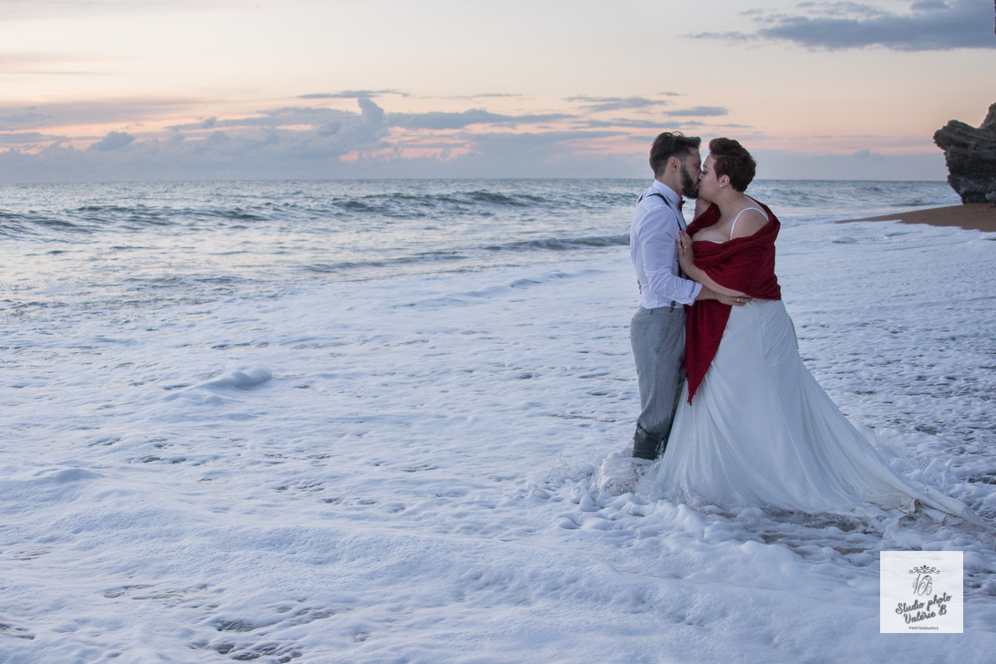 Les séances Trash the dress