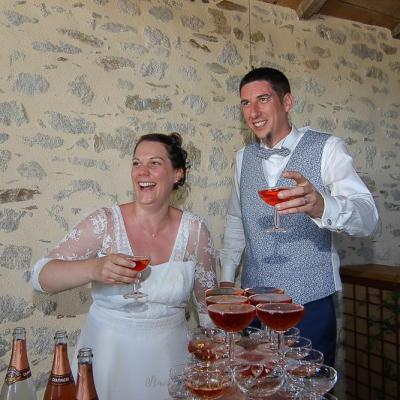 Mariage logis des Fougères Studio photo Valérie B