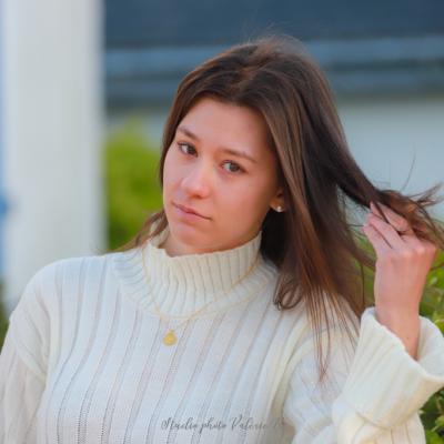 Portrait Vendée Studio photo Valérie B